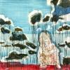 Maurice Christo van Meijel: zonder titel, 14-I-2003, inkt en kleurpotlood op papier, 150 x 150 cm (particuliere collectie)