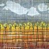 Maurice Christo van Meijel: zonder titel, 01-IV-2010, inkt en potlood op papier, 57 x 77 cm (collectie SBK Amsterdam)