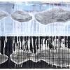 VERKOCHT Maurice Christo van Meijel: zonder titel, 09-V-2010, inkt en potlood op papier, 57 x 77 cm
