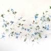 Met paars (2017) papier en draad, 35 x 50 x 20 cm (particuliere collectie)