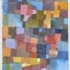 Paul Klee: Raumarchikturen (auf kalt-warm)