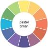 kleurencirkel - pastels