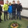 Leerlingen van groep 8 (Jozefschool)