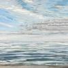 Noordzee (06 IX 2021) pastel op papier, 32 x 49 cm
