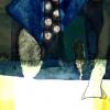Maurice Christo van Meijel: zonder titel, 12-III-2002, inkt en aquarel op papier, 107 x 77 cm(collectie ICN / Tweede Kamer Den Haag)