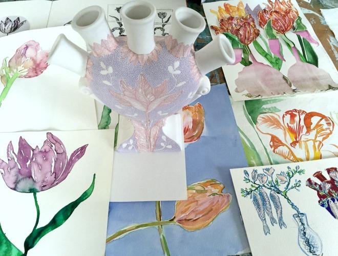 tulpenvoorbereiding